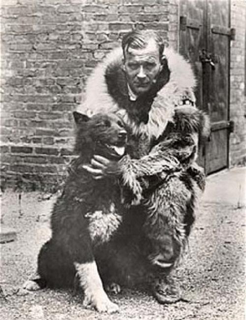 Balto, el perro héroe de 1925