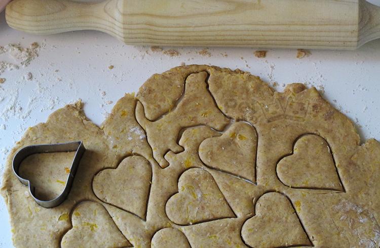 recetas de galletas para perros