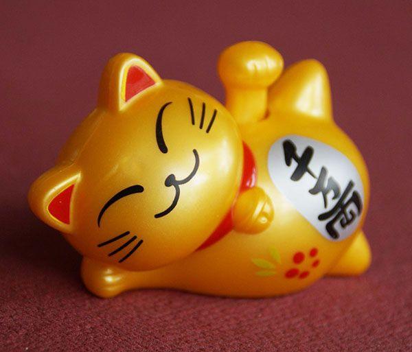 gato de la suerte chino