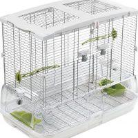 jaula para periquitos