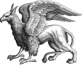 grifo animal mitologico